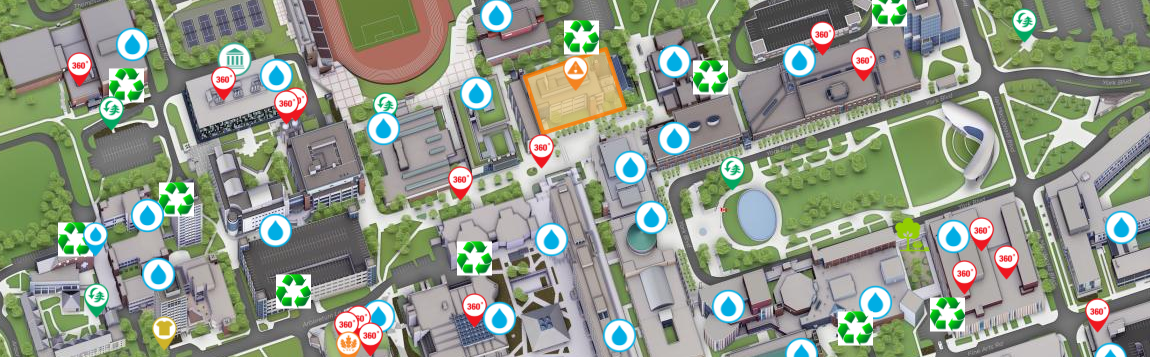 Experience York University like never before with new, interactive map